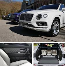 bentley bentayga interior clock first drive 2017 bentley bentayga iw magazine