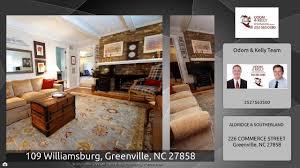 Interior Design Greenville Nc 109 Williamsburg Greenville Nc 27858 Youtube
