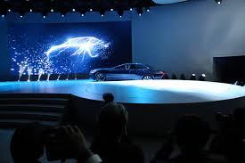 lexus ls hydrogen lexus lf fc hydrogen fuel cell car shown at 2016 naias