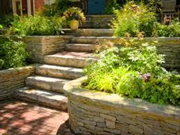 Small Home Vegetable Garden Ideas by Terraced Gardens Designs Raised Vegetable Garden Design Terraced