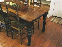 kitchen small farmhouse table rustic dining table set easy diy