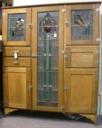 leadlight kitchen cabinets antique dining kitchen furniture sold