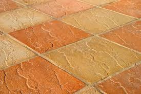 an overview of terracotta floor tiles