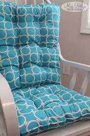 Cushions For Glider Rocking Chairs Custom Chair Cushions Glider Cushions Rocking Chair Cushions