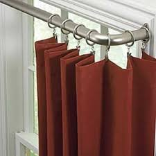 astonishing ikea curved curtain rod 84 with additional kitchen