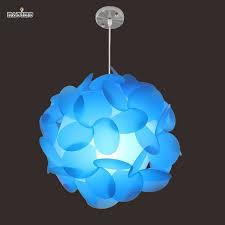 Kids Room Lighting by Modern Flower Pendant Lights For Kids Baby Children Room Diy