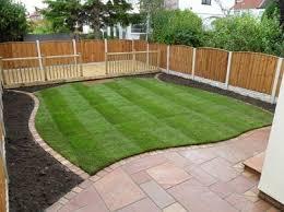 Basic Garden Ideas Landscaping Ideas For Back Gardens Wowruler