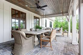 southern living porches southern living idea house transitional porch little rock by