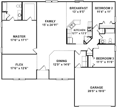 room dimension layout home design