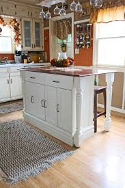 superwoman u003d kitchen island revamp