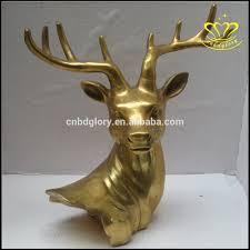 Sculpture For Home Decor by Wholesale For Sale Cast Bronze Horse Head Sculpture For Garden
