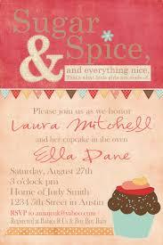 sugar and spice baby shower your birdie sugar and spice baby shower invite