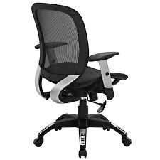 Modern Office Chairs Mesh Amazon Com Modway Arillus All Mesh Office Chair Black Kitchen