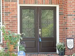 front doors for homes with glass traditional front door with double wide front door u0026 glass panel