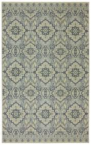 Area Rug Pattern Charlton Home Montville Santa Blue Area Rug Reviews