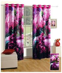 swayam digitally printed premium cosmo fashion window curtain