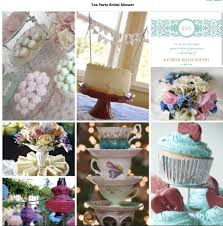 Tea Party Bridal Shower Inspiration U2013 Would You Want To Come
