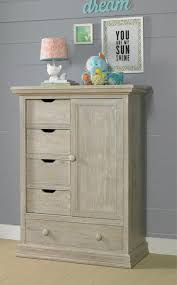 Pine Changing Table by Cosi Bella Luciano Chifferobe White Washed Pine Babies