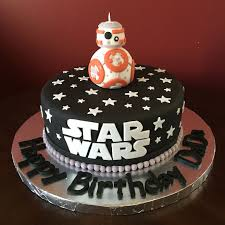 starwars cakes wars bb 8 birthday cake stuff for birthday