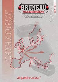catalogue bruneau bureau catalogue bruneau manutention by olivier bomard issuu