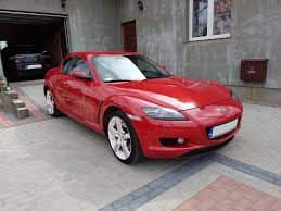 mazda z usa mazda rx 8 hp velocity red