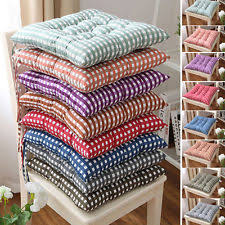 polyester patio chair seat pads furniture cushions ebay