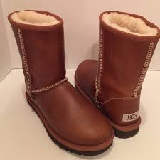 s ugg australia leather boots ugg ugg australia water resistant leather boots 7 from