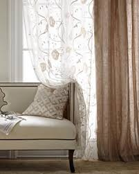 romantic french style curtain sheers simply filtering light or