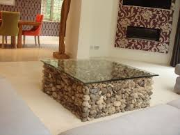 industrial style furniture driftwood glass coffee table for nature lovers u2013 glass top coffee