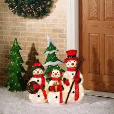 snowman outdoor decorations color ideas snowman outdoor