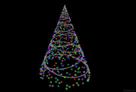 unity custom particle system video tutorial making christmas tree
