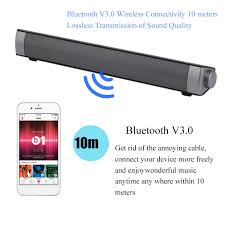 wireless home theater subwoofer bluetooth wireless tv soundbar speaker sound bar home theater