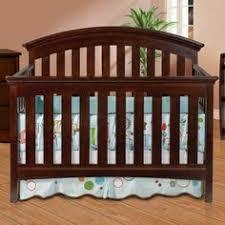 Europa Baby Palisades Convertible Crib Europa Baby Palisades Convertible Crib Cherry Nursery