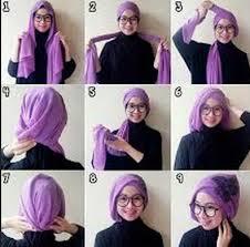 tutorial hijab pashmina untuk anak sekolah tutorial cara memakai hijab pashmina remaja putri terpopuler info