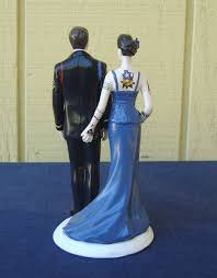 army wedding cake toppers tattooed cake topper by erin tinney