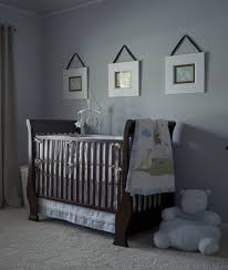 nice brown wood baby boy nursery ideas for small rooms with baby
