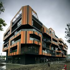 Best Apartment Buildings From Around The World Images On - Apartment complex designs
