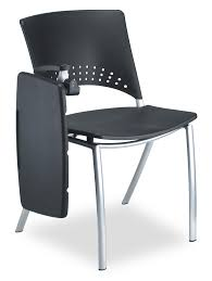 training chairs with tables office training chairs w folding side tables multipurpose chairs