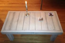 Laminating Flooring Furniture White Reclaimed Wood Coffee Table Design With Wax And