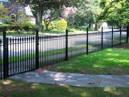 Front Garden Fence Ideas Front Garden Fence Ideas Home Depot Wrought Iron Fence Wrought