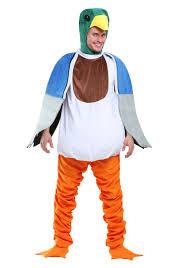 duck costume mallard duck costume for adults
