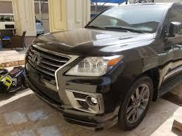 black lexus 2014 black 2014 lexus lx 570 sport autos nigeria