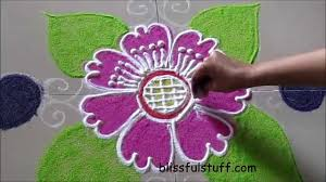 easy and simple free rangoli design poonam borkar rangoli