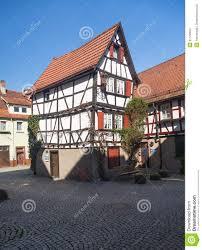 Mosbach Baden Alte Stadt Von Mosbach In Süd Deutschland Redaktionelles Stockbild