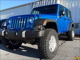 lifted jeep blue jeeps we have lifted 3 inches axleboy off road u0026 automotive service