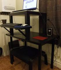 Ikea Standing Desk Galant 9 Practical Ikea Hacks For Your Office Workstation