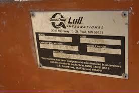 2000 lull highlander 844c 42 telehandler item a6504 sold