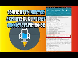 config axis hits http injektor wn tutorial payload pendek axis hitz fast connect config http