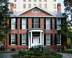 neoclassical house neo classical style house toronto ontario exterior colonial
