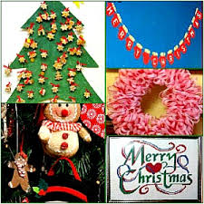 country christmas crafts homemade christmas decorations